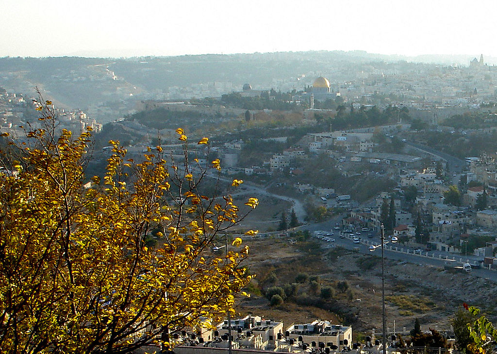 1024px JPF Old City From Mount Scopus 1