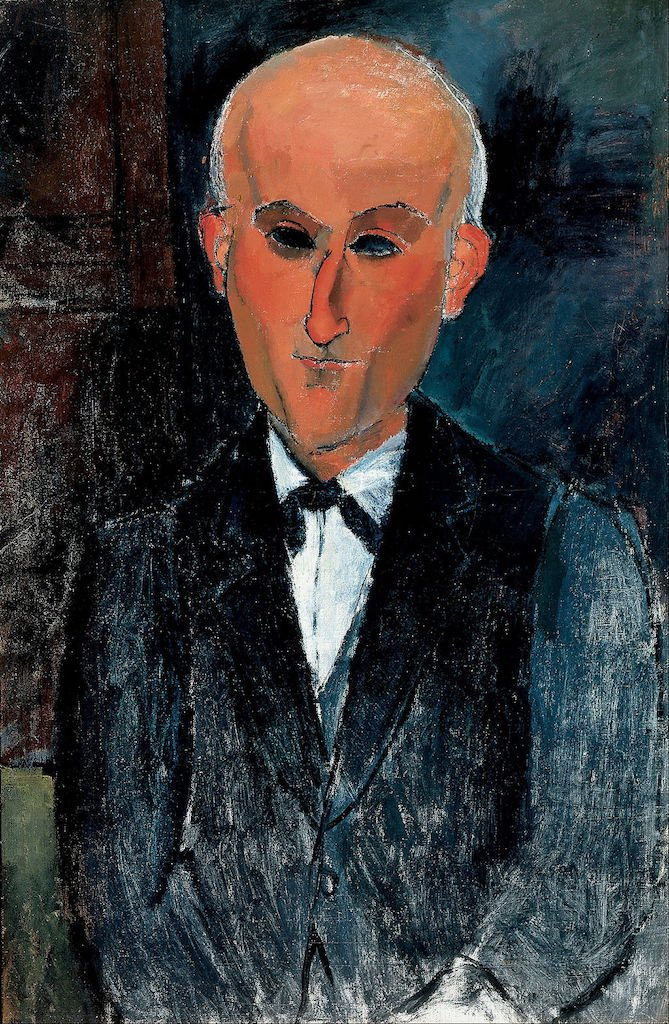 1024px Amedeo Modigliani Max Jacob 1876 1944 Google Art Project copie