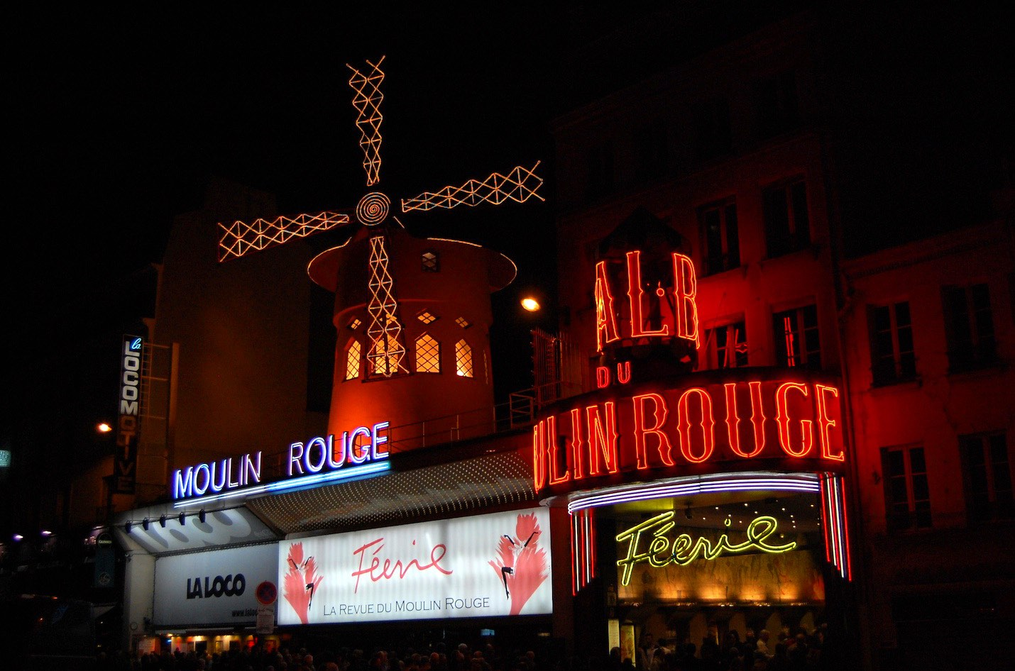 Moulin Rouge facade copie