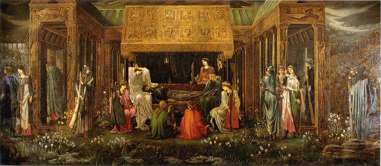 1280px Burne Jones Last Sleep of Arthur in Avalon v2