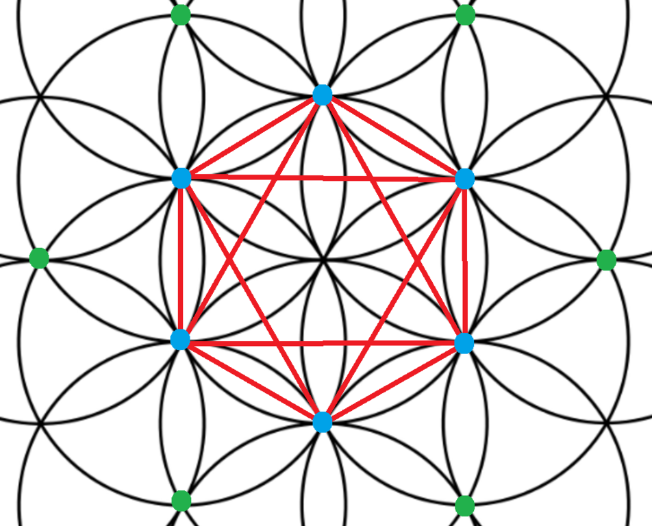 952px Octahedron in flower of life
